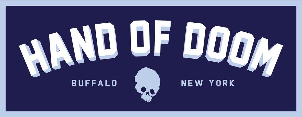 Hand Of Doom Logo
