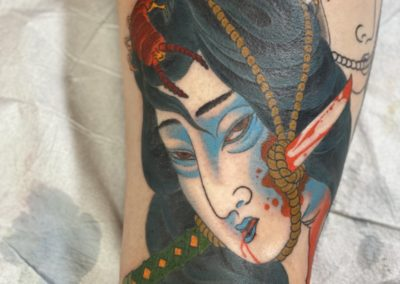 Jon Mirro Tattoo Artist 1